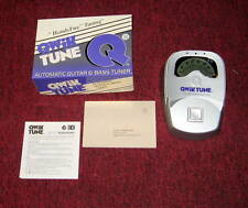 QWIK TUNE QT-10 Pedal Guitar Bass Automatic Tuner RARE NM With Box