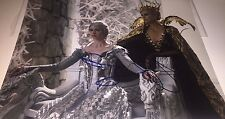 Charlize Theron & Emily Blunt The Huntsman Hand Signed 11x14 Photo Autograph COA