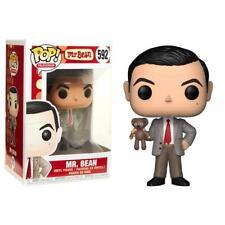 Funko Pop! Television 592 Mr Bean Mr. Bean Pop Vinyl Figure FU24495