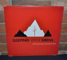 SLEEPING WITH SIRENS - With Ears To See, And Eyes To Hear LTD WHITE VINYL New!