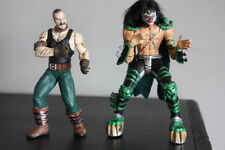 1998 Kiss Psycho Circus Peter Criss The Animal Wrangler Figure McFarlane Loose