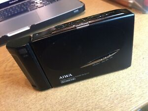 aiwa walkman cassette player HS-PL777