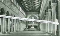 München - St. Bonifaz - Das Innere der Kirche -  um 1940     S 27-8