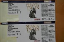 2 Tickets Shania Twain Olympiahalle München Fr., 05.10.2018