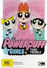The Powerpuff Girls (2016) : Volume 1 Region 4 Tiara Trouble New/Unsealed