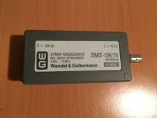 Wandel & Goltermann symm. Messzusatz SMZ-124/75