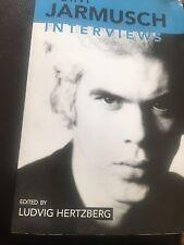 Jim Jarmusch: Interviews (Paperback, 2001) Edited Ludvig Hertzberg