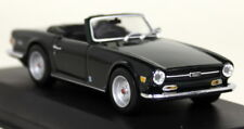 Minichamps 1/43 Scale 430 132571 Triumph TR6 Roadster 68/76 Racing Green Model
