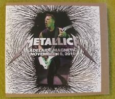 Metallica-Adelaide Magnetic 16.11.2010 - official Bootleg Live 2CDs