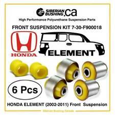2003-2011 HONDA ELEMENT Front Suspension Polyurethane Bushing KIT 7-30-F900018