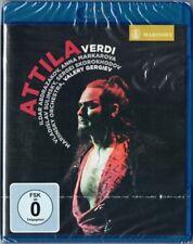 Blu-Ray VERDI: ATTILA Ildar Abdrazakov Anna Markarova Vladislav Sulimsky GERGIEV
