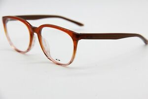 NEW OAKLEY OX1135-0252 BROWN REVERSAL AUTHENTIC RX EYEGLASSES  52-17