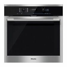 Miele H 6160 Bpclst Built in Single Electric Oven