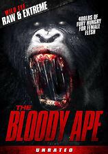 Bloody Ape DVD Wild Eye Releasing Keith J. Crocker 1997