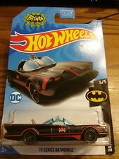 HOT WHEELS #163 Classic TV Series BATMOBILE 5/5 Brand New, FREE SHIPPING!!!!!!
