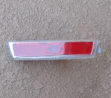 Chevrolet Malibu 2008-2012 Pair Both OEM Rear Bumper Side Marker Lens Reflector