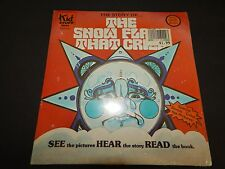Kid Stuff Records Vintage- The Snow Flake That Cried SEE HEAR READ Record