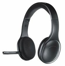 Logitech H800 Bluetooth Wireless Headset Mic High-Definition Sound 2YR WRNTY UK