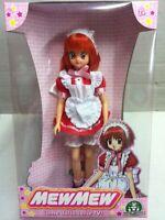 Giochi Preziosi Mew Mew STRAWBERRY / BERRY versione CAMERIERA Bambola 20 cm