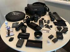 Canon EOS 60D 18.0MP Digital SLR Camera Kit - Excellent Condition
