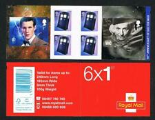 GB 2013 Doctor Who booklet, PM36. FREE UK POSTAGE