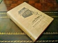 SIGNED,Arizona The History of a Frontier State Rufus K Wyllys 1950 1st Print DJ.