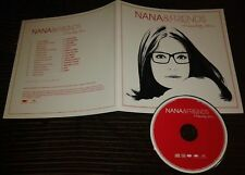 NANA MOUSKOURI RARE CD PROMO LUXE 20X20 CM RENDEZ VOUS NANA AND FRIENDS 15 TITR