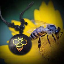 """50 pc Wholesale Yellow Bee Necklace Awareness Adjustable 14"""" to 30"""""""
