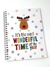 Christmas Planner by Judilicious (xmas organiser) -  includes STICKERS - A5