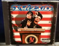 Twiztid - The Cryptic Collection CD Psy 4005A  Divx Press hok insane clown posse