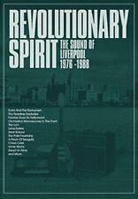 Revolutionary Spirit - The Sound of Liverpool 1976-1988 5 CD BOXSET