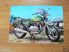 BENELLI 650 TORNADO MOTORCYCLE POSTCARD