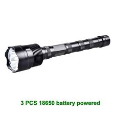 CREE 3000 lm Ultra Power Torche lithium ion 18650 à 3 cellules 11.1 V