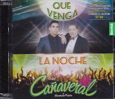 Grupo Canaveral de Humberto Pabon Que Venga La Noche CD+DVD
