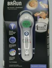Braun Forehead Thermometer NTF 3000 No Touch + Forehead