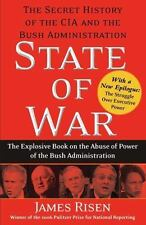 State of War: The Secret History of the CIA and the Bush Administration by Rise