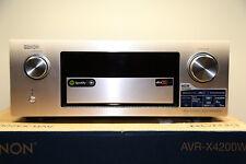 Denon AVR-X4200W 9.2 -200 Watt AV Netzwerk Receiver HDCP 2.2 Dolby Atmos TOP/OVP