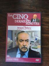 LES CINQ DERNIERES MINUTES .. DVD N°20 .... Jacques Debary