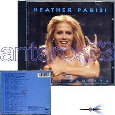 """HEATHER PARISI """"DISCO BAMBINA"""" RARISSIMO CD SIGLA TV ITALO DISCO"""