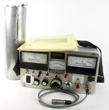 Dr Armin Bickle's Algor Subterranean Isotope Sensor with Manual Miner Instrument