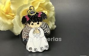 12 Baptism Girl Angel Party Favors Keepsakes Keychains Recuerdos de Bautizo Niña