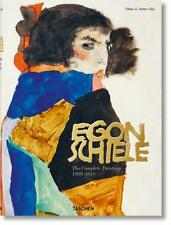 EGON SCHIELE ~ COMPLETE PAINTINGS 1909-1918 ~ TASCHEN BABY SUMO EXTRA LG HC NEW
