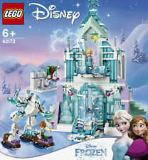 LEGO DISNEY 43172 - ELSAS MAGISCHER EISPALAST, NEU/OVP