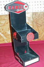 Old Kamel Cigarettes Tobacco Store Counter Wall Display Rack Sign Red Camel Ad