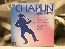 THE CHAPLIN COLLECTION - THE CONTINENTAL SUPERSTAR ORCHESTRA & SINGERS LP VG+/EX