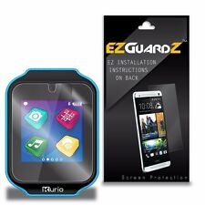 4X EZguardz NEW Screen Protector Cover HD 4X For Kurio Watch