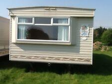 3 Bedroom static caravan. 36'x12' . Double glazed. offsite.