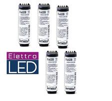 5 Batterie per allarme  BAT28 BatLi28 Daitem Logisty 3.6V 2Ah LITIO BATLI28