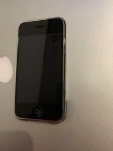 Apple iPhone 1st Generation - 8GB - Black (Unlocked) A1203 (GSM)
