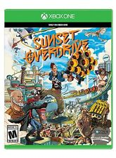 Sunset Overdrive [Xbox One XB1, Insomniac, Platform Exclusive Action Game] NEW